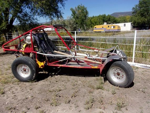 Vw Rail Buggy Kustom Coach Werks