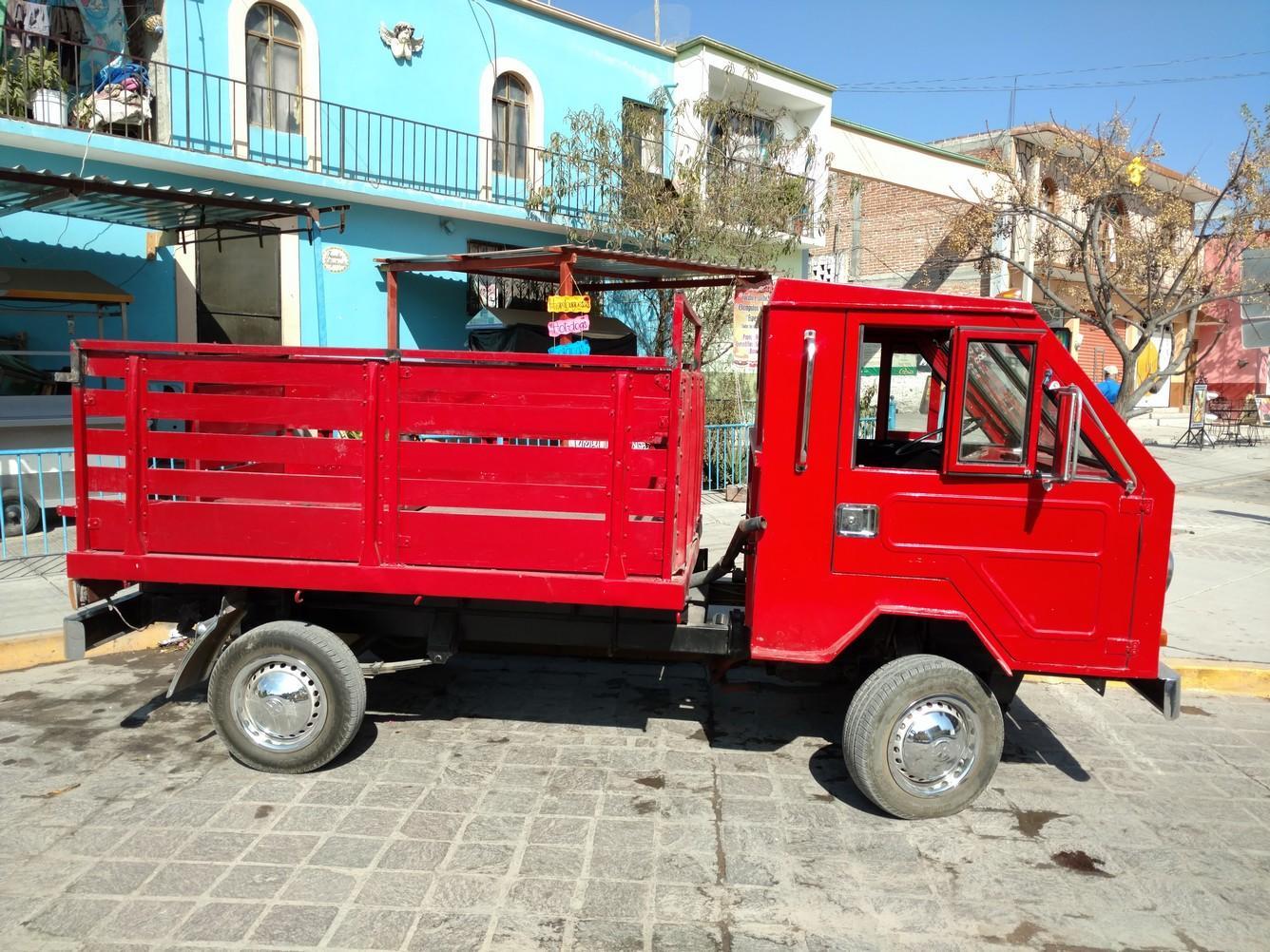 VW Truck2 Dolores Hidalgo 2017