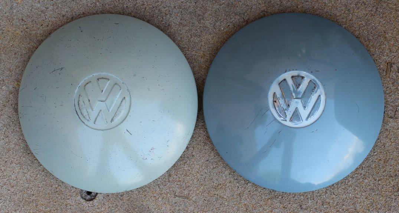 VW Hub Caps
